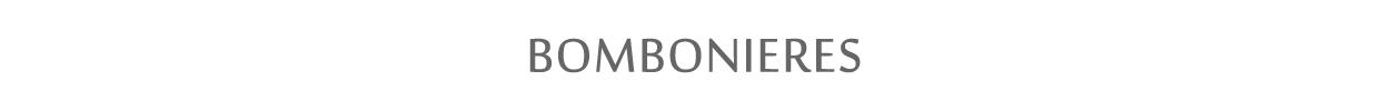 Bombonieres