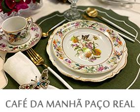 Café da Manhã Paço Real