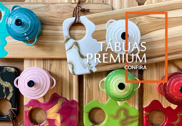 Tabuas Premium