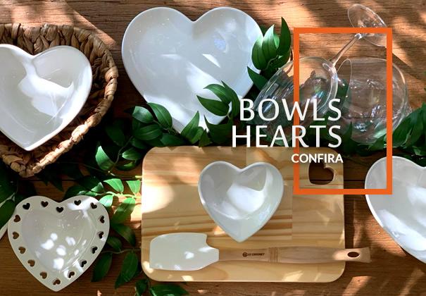 Bowls Hearts